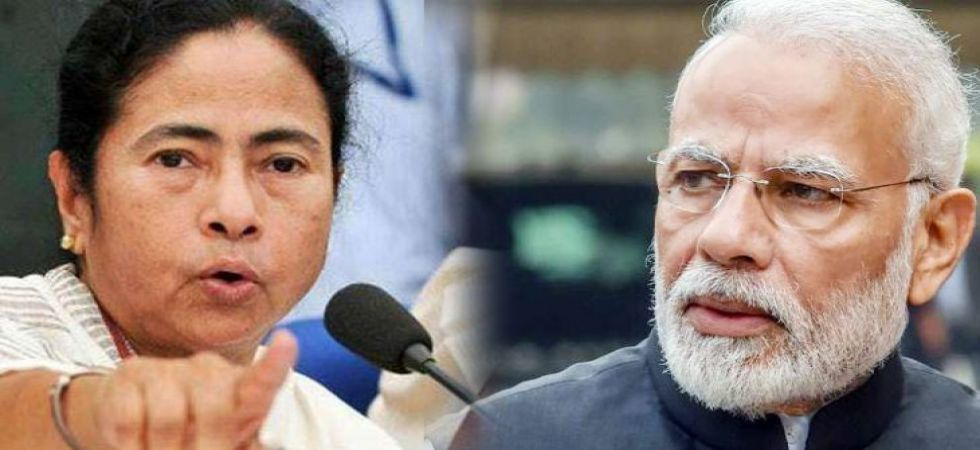Image result for Mamata Attacking the Election Commission of India for curtailing the campaigning for the last phase of polls in West Bengal.
