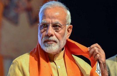 Congress has fielded '2 batsmen' to take blame for poll defeat: PM Modi takes a dig at Pitroda, Aiyar
