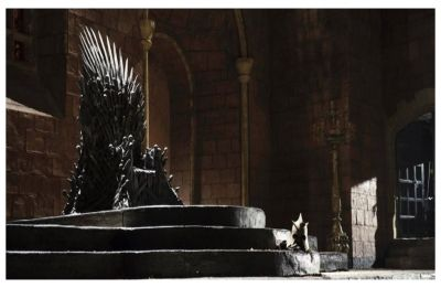 Russia seizes 'Iron Throne' ahead of GoT finale