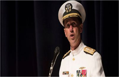 US Naval chief Admiral John Richardson: India-US shared vision opens way for future opportunities