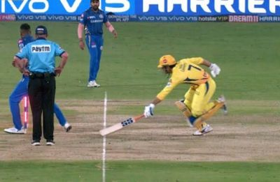 Jimmy Neesham deletes his tweet on MS Dhoni's controversial run out in the IPL final against Mumbai Indians