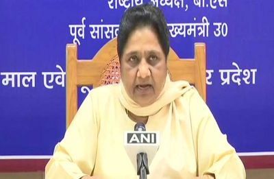 Mayawati comes out in support of Mamata Banerjee, terms EC campaign ban in Bengal 'unfair'