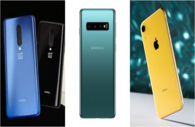 OnePlus 7 pro vs Samsung Galaxy S10 vs Apple iPhone XR: Which smartphone you should buy?