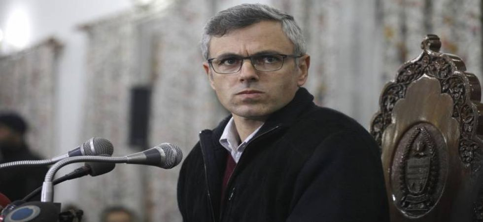 National Conference chief Omar Abdullah (File Photo)