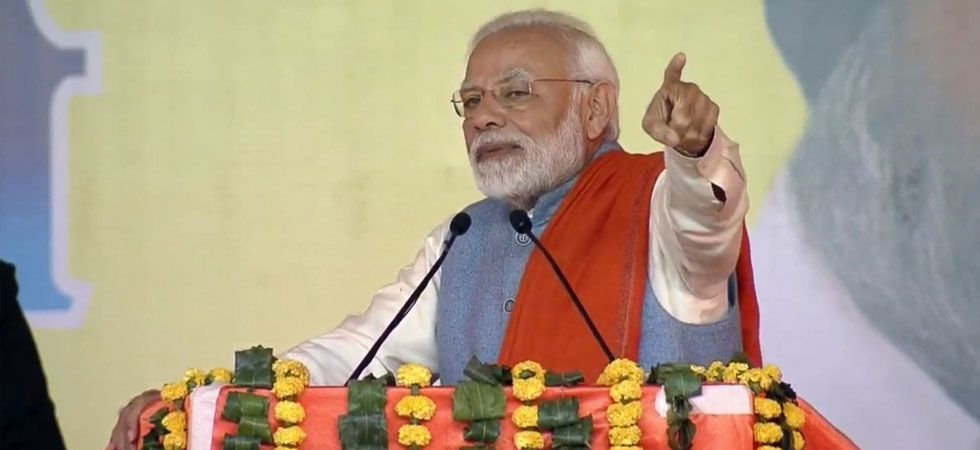 PM Modi also said that the goons of Trinamool Congress had indulged in hooliganism some months ago during his rally in West Medinipur. (File photo)