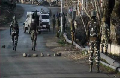 Three terrorists killed, one soldier injured in Shopian encounter