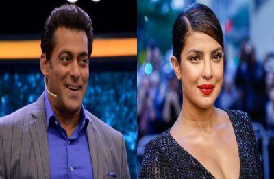Salman Khan takes jibe at Priyanka Chopra for walking out of Bharat
