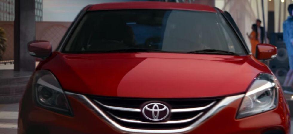 Toyota Glanza  (Photo Credit: Twitter)