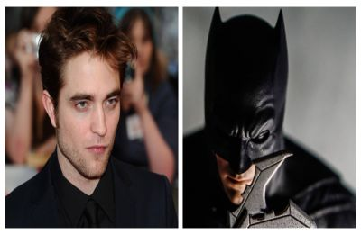 Robert Pattinson is the new Bruce Wayne in Matt Reeves' ' The Batman'