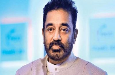 After 'Chappal attack', eggs and stones thrown at meeting addressed by Kamal Haasan