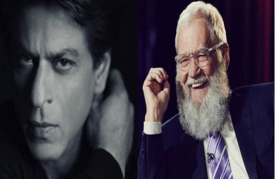 Shah Rukh Khan shares glimpse of his shoot with David Letterman, calls him 'Abominable Snowman'