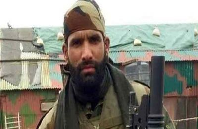 Killer of Army jawan Aurangzeb among three Hizbul terrorists gunned down in Pulwama