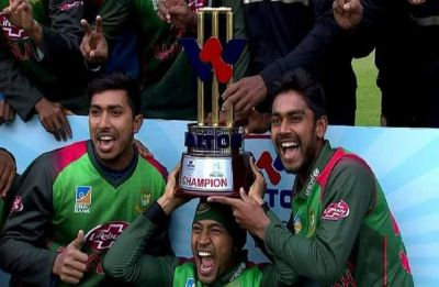 Bangladesh create history just before ICC Cricket World Cup 2019