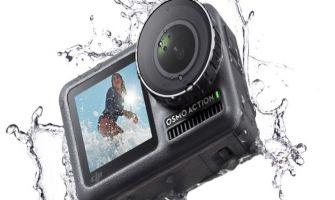 DJI Osmo Action camera costs $349, set to compete against GoPro Hero 7 Black