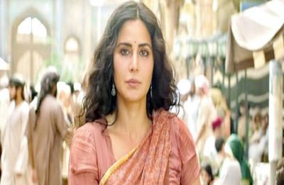 Not only Salman Khan, Katrina Kaif also spent hours to get her ageing look correct in Bharat