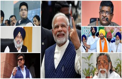 Lok Sabha Elections 2019: From Narendra Modi to Shatrughan Sinha, key contests in Round 7