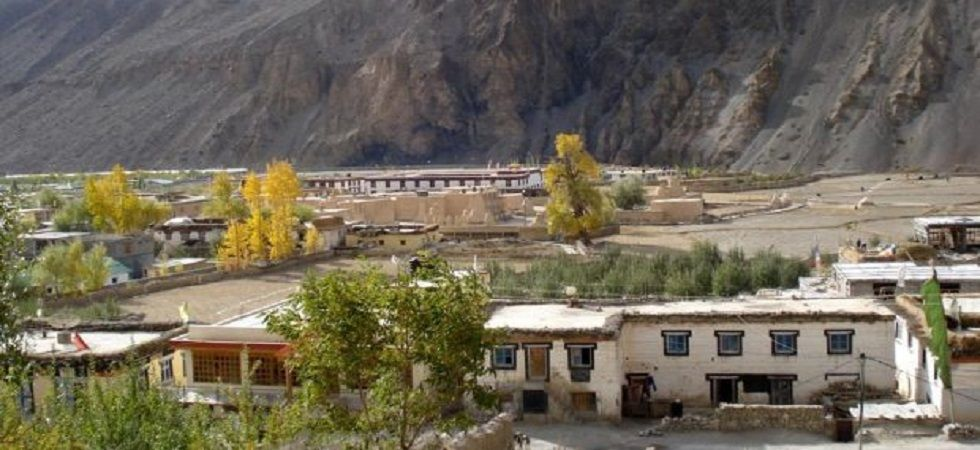 The Tashigang polling station is situated at a height of 15,256 feet above the sea level. (File)