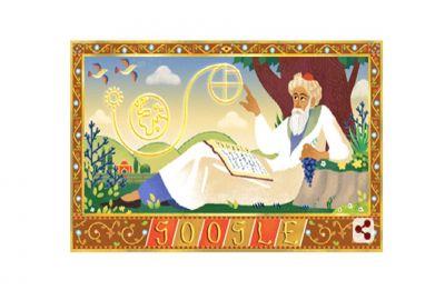Google celebrates mathematician Omar Khayyam's 971st birthday with doodle