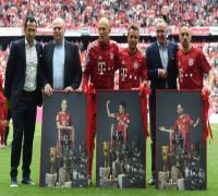 Bayern Munich seal seventh consecutive Bundesliga title, 29th overall