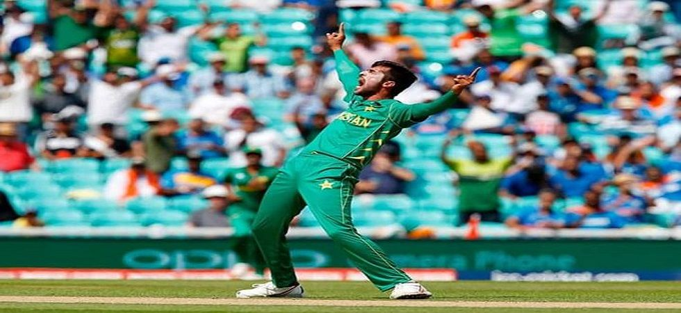 Mohammad Amir was suffering from chicken pox but he has been included in the Pakistan side for the ICC Cricket World Cup 2019. (Image credit: Twitter)