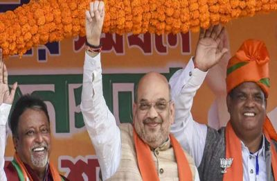 Amit Shah to host dinner for NDA leaders after exit polls predicted return of Modi
