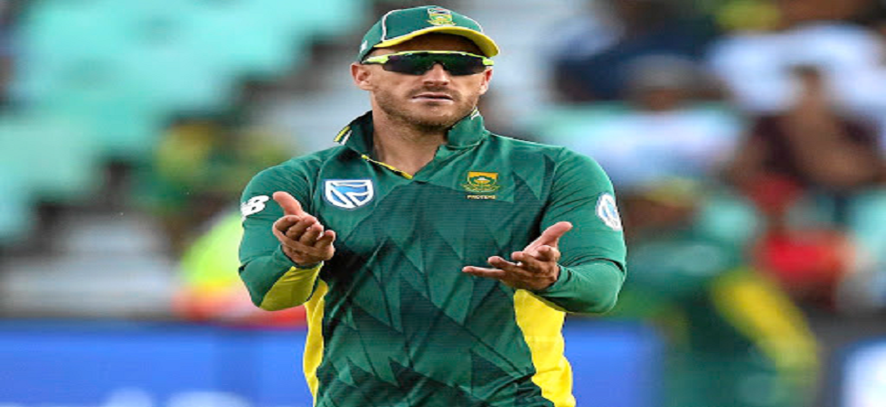 Faf du Plessis has said South Africa, in the past, wanted to do superman things and thought they would be more special. (Image credit: Twitter)