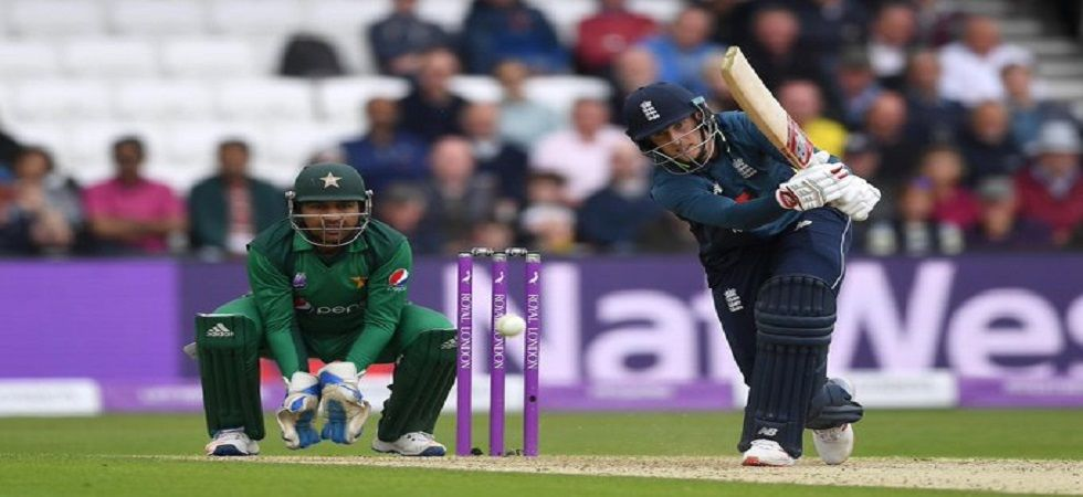 Joe Root blasted 84 as England won by 54 runs to seal the five-match series against Pakistan 4-0 as they head into the ICC Cricket World Cup 2019 high on confidence. (Image credit: Twitter)