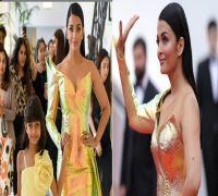Aishwarya Rai Bachchan red carpet look glittered but was no game changer