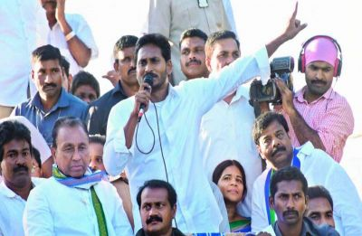 Andhra Pradesh Exit Poll: Jaganmohan Reddy's YSRCP likely to get majority, TDP distant second