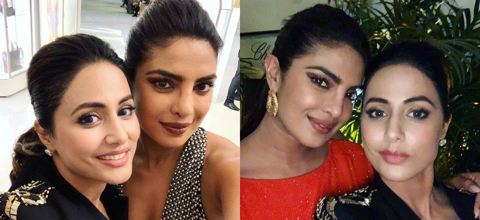 Desi girl Priyanka Chopra praises Hina Khan, wishes her luck: know more