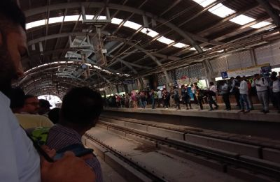 Delhi Metro services between Sultanpur and Qutub Minar stopped due to technical snag