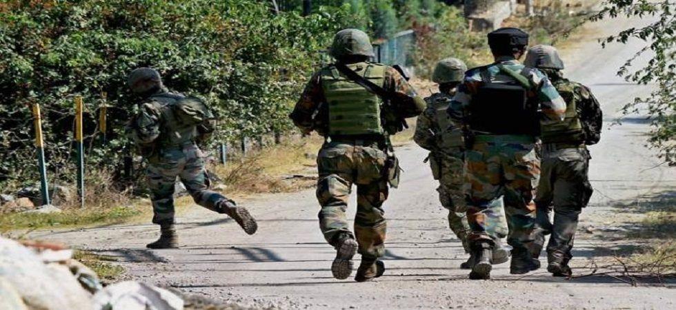Encounter breaks out between terrorists, security forces in Kashmir's Shopian