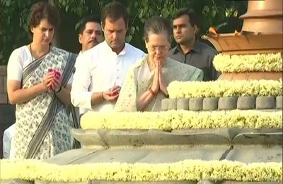 Rajiv Gandhi's 28th death anniversary: Congress to hold commemorative programmes