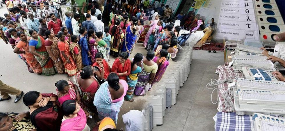 Election Commission officials said the counting of votes for the Lok Sabha elections will begin at 8.00 am on Thursday and results are expected only by late evening.