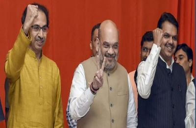 Maharashtra Lok Sabha Election Results 2019 Live Updates: BJP-Shiv Sena repeats 2014, leads on 41 seats