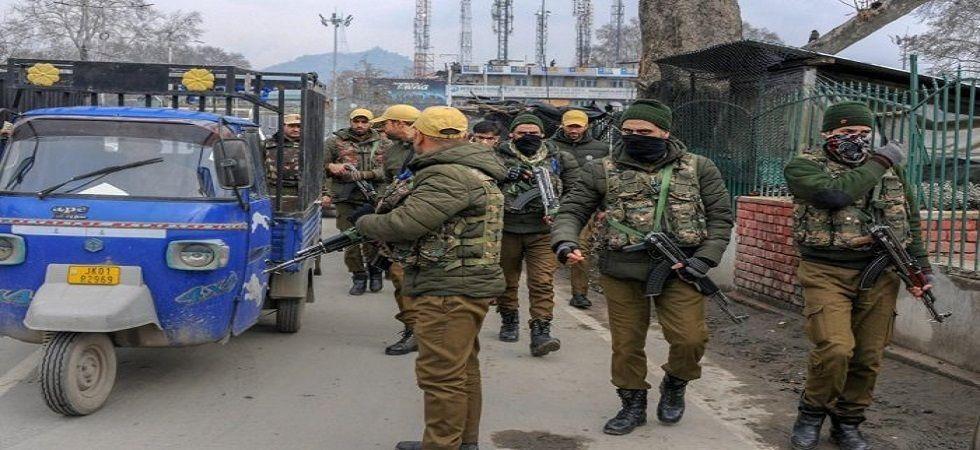 Encounter breaks out in Jammu and Kashmir's Kulgam, 2 terrorists killed