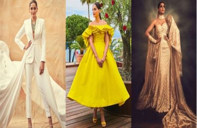 Cannes 2019: Stylist Rhea Kapoor reveals how she assembled Sonam's regal attires