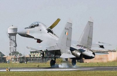 IAF successfully test fires BrahMos missile from Su-30 MKI fighter jet