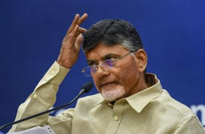 Andhra Pradesh Assembly polls: CM Chandrababu Naidu submits resignation after TDP's defeat