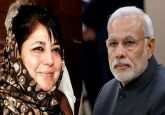 Time for Congress to get an Amit Shah: Mehbooba Mufti congratulates PM Modi on Lok Sabha poll victory