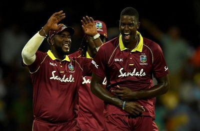 West Indies Cricket unveil jersey for World Cup 2019