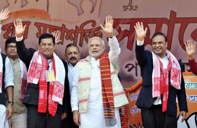 Assam Lok Sabha Election Results: BJP set to continue its 2014 victory march in northeastern state