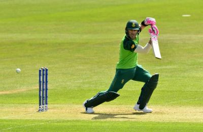 South Africa's World Cup woes no worry for Du Plessis