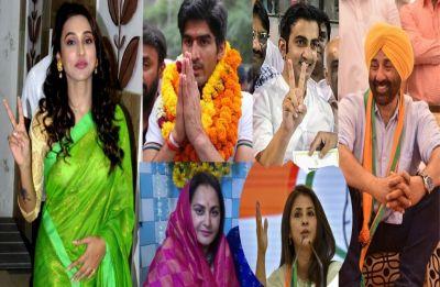 From Sunny Deol to Urmila Matondkar, here's how star candidates fared in Lok Sabha Polls