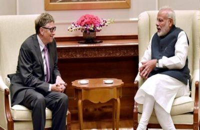 Lok Sabha Elections 2019: Bill Gates congratulates PM elect Narendra Modi on 'remarkable' win