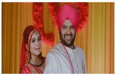 Kapil Sharma and Ginni Chatrath are PREGNANT! Baby due in December
