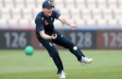 England skipper Eoin Morgan gets injured ahead of warm-up game against Australia