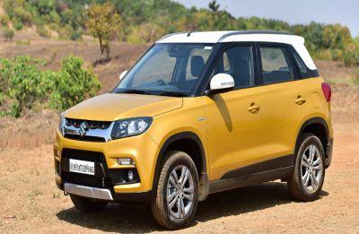 Maruti Suzuki Vitara Brezza Sports edition launched in India: Details inside