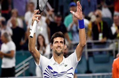 Novak Djokovic confident of repeating the 2018 heroics at Roland Garros