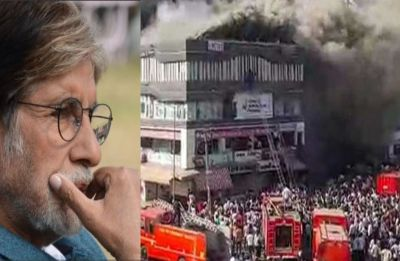 Amitabh Bachchan, Javed Akhtar and others express grief over Surat fire incident